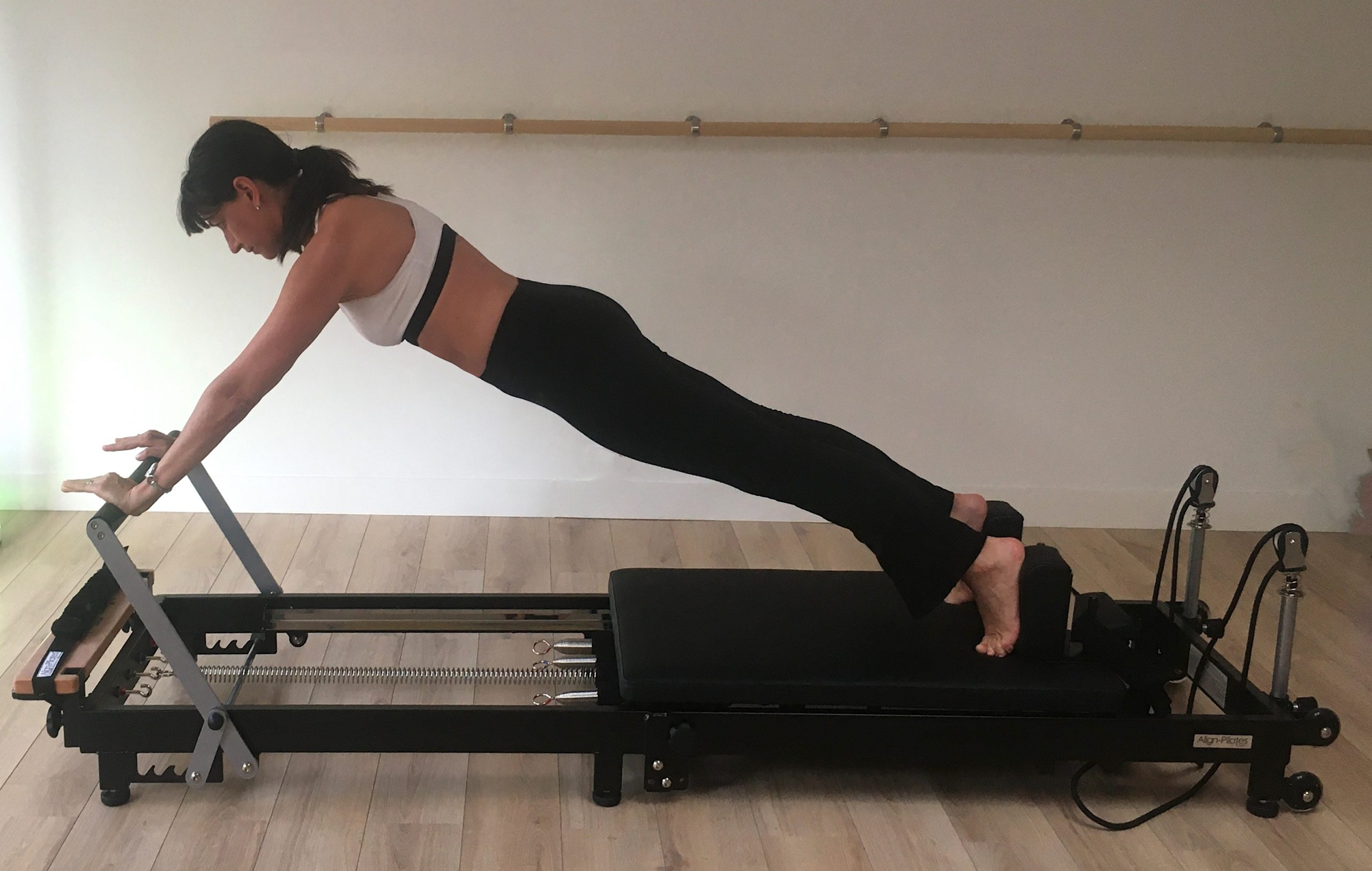 Le Reformer Pilates